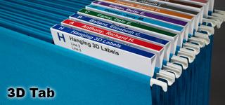 make a label smead color viewables